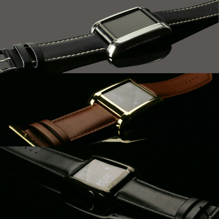 【値下】Apple Watch 42mm ケース/カバー アップルウォッチを腕時計として楽しむ CorVin Premium Accessories for Apple Watch 42mm(CV1500シリーズ) CorVin CV-AW1500