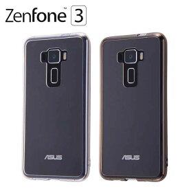 Zenfone3 ZE520KL ゼンフォン3 ケース/カバー ハイブリッドケース レイアウト RT-RAZ3CC2