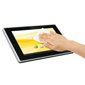 【サンワサプライ SANWA SUPPLY】【タブレット】PC用ウェットティッシュ 製品型番:PDA-TABWT