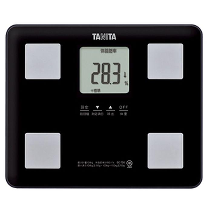 体組成計 ブラック タニタ BC-760-BK