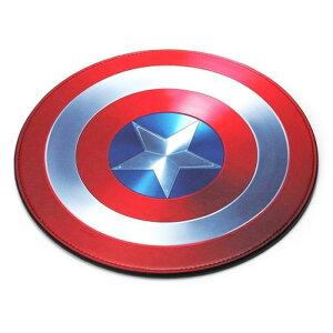マウスパッド光学式レーザー式ブルーLED式対応MARVELマーベル2キャラクター(キャプテン・アメリカ/スパイダーマン)PGAPG-DMP35