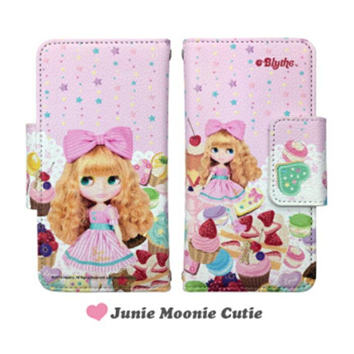ドレスマ Blythe ブライス 04 Junie Moonie Cutie ジュニー ムニー キューティー 全機種 対応 スライド式 スマホカバー TH-BLT004