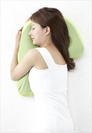 【あす楽送料無料】スリープバンテージプレミアムSleepVantagePremium横寝用枕横向き専用枕(強力消臭機能)イエローフランスベッドSLEEPVANTAGEPREMIUMYE