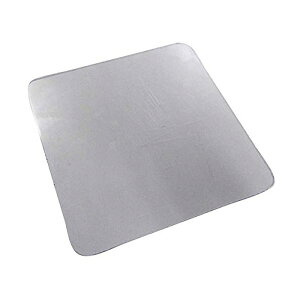 【あす楽】冷蔵庫による床のキズ、凹み、使用汚れを防ぐ冷蔵庫キズ防止マットLサイズ日晴金属KM-L