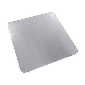 【あす楽】冷蔵庫による床のキズ、凹み、使用汚れを防ぐ 冷蔵庫キズ防止マット Lサイズ 日晴金属 KM-L