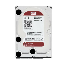 WD Red 内蔵ハードディスク WD40EFRX NAS HDD/4TB/5400rpmC/64MB Western Digital WD40EFRX
