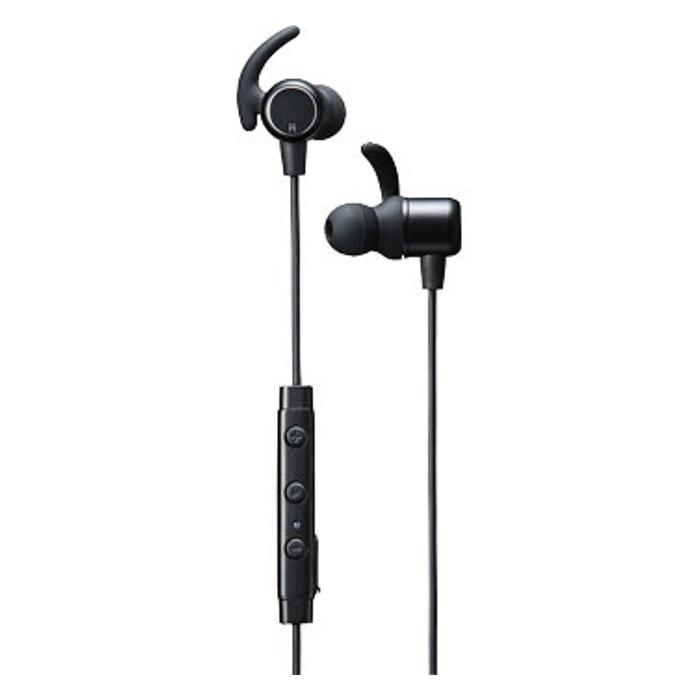 Bluetoothステレオヘッドセット サンワサプライ MM-BTSH36BK