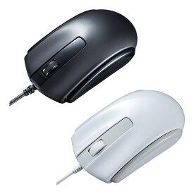 マウス 有線Type-CブルーLEDマウス USB Type-Cコネクタを搭載したWindows・Mac両対応 サンワサプライ MA-BLC158