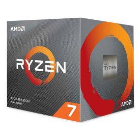 CPU デスクトップパソコン用 AMD Ryzen 7 3800X with Wraith Prism Cooler BOX AMD 100-100000025BOX