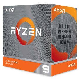 【沖縄・離島配送不可】CPU AMD製 Ryzen 9 3950X BOX AMD 100-100000051WOF