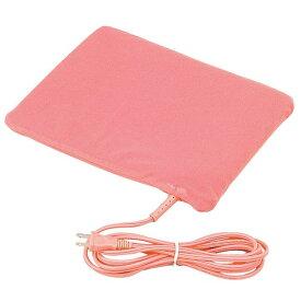 電気あんか ソフトあんか ソフトアンカ 寝具の中でごわごわしない柔らかタイプ 省エネ 無地 ピンク 暖房機器 防寒グッズ 冷え対策 あったかグッズ 広電 VCF151PZ