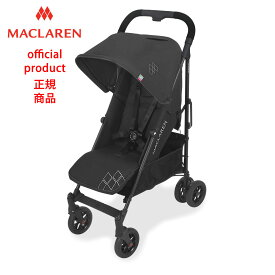 【正規販売店】【修理センター直営】2019マクラーレン テクノアーク Maclaren TechnoArc _ ブラック/ブラックBlack/Black ベビーカー バギー ストローラー