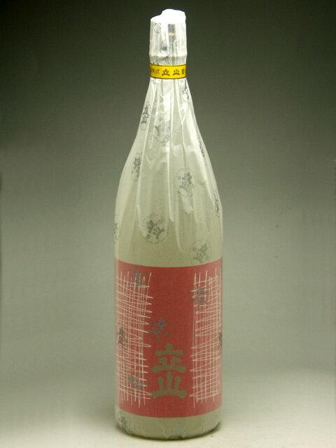 富山県の地酒 銀嶺立山 吟醸 1800ml
