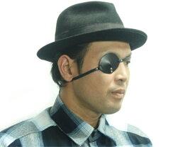 【コスプレアイテム】 鋲付眼帯 【びょうつきがんたい】コスプレ 時代装束 ゲーム刀剣