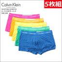 カルバンクライン calvin klein 【ボクサーパンツ】 カルバン・クライン メンズ CK NB1348 【5枚組セット】Core Plus The Pride Edit …