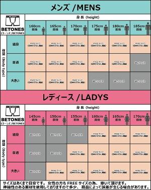 【BETONES/ビトーンズ】ボクサーパンツWORLDTOURワールドツアー