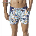 【CLEVER2016-1】 CLEVER クレバー Toucan Beach Swimsuit Trunk ref,0600 CLEVER スイムパンツ 【男...