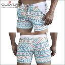 【CLEVER2016-2】 CLEVER クレバー Zulu Swimsuit Trunk Ref,0612 CLEVER スイムパンツ 【男性下着 水着 ボ...