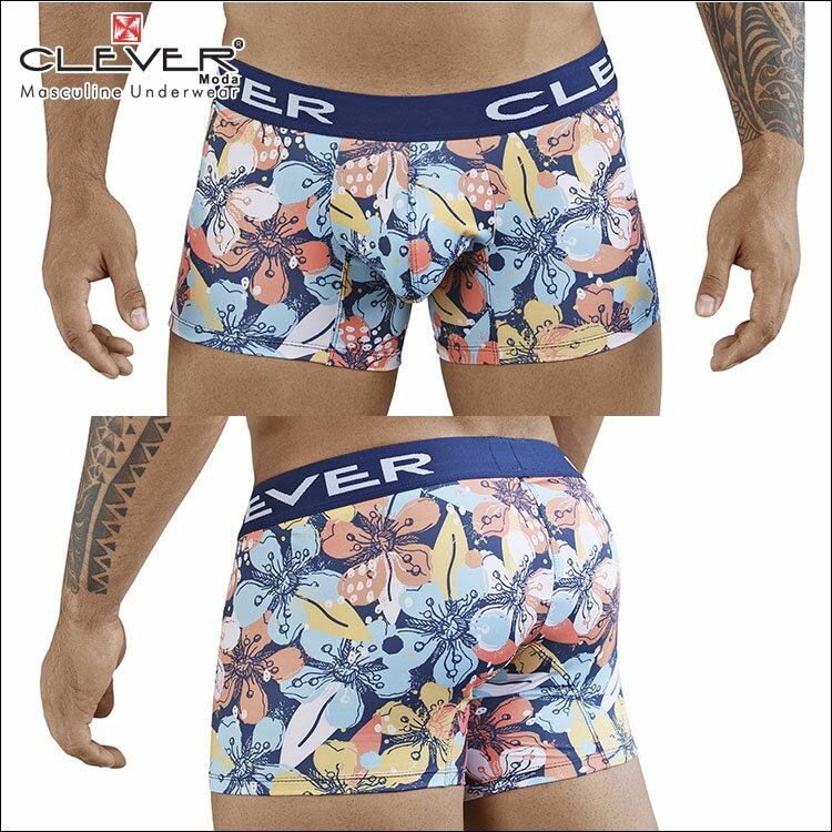 クレバー 【CLEVER2018-4】 CLEVER ボクサーパンツ メンズ Ref,2383 Cosmos Boxer ローライズボクサー 【男性下着 下着 ボクサー メンズ Men's ショート】メンズ下着 ブランド 彼氏 プレゼント CLEVER ボクサーパンツ ボクサーパンツ メンズ