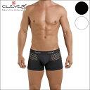 男性下着 クレバー 【CLEVER2019-1】 CLEVER ボクサーパンツ メンズ Ref,2386 Glamour Latin Boxer ローライズボクサー 【 下着 ボクサ…