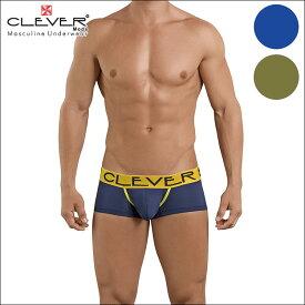クレバー 【CLEVER2019-1】 CLEVER ボクサーパンツ メンズ Ref,2396 Wonderful Latin Boxer ローライズボクサー 【男性下着 下着 ボクサー メンズ Men's ショート】メンズ下着 ブランド 彼氏 プレゼント CLEVER ボクサーパンツ ボクサーパンツ メンズ