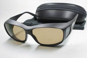 (レンズ 入れ換え済)カスタム偏光オーバーグラス COMBEX POLAWING SPX133 HM (ハードマルチコート)