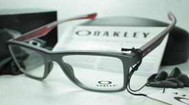 cfb65a0ea8 メガネ用度付きレンズ無料 OAKLEY オークリー フレーム 0OX8108 FIN BOX 810802 MATTE STEEL