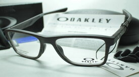 8bcc7403c6 メガネ用度付きレンズ無料 OAKLEY オークリー フレーム 0OX8108 FIN BOX 810803 MATTE WOODGRAIN