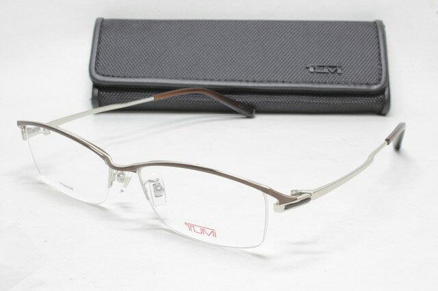 メガネ 眼鏡 度付レンズ 加工無料 TUMI No.10 0054 Col.3 05P03Dec16