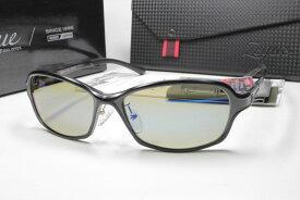 ジールオプティクス TALEX 偏光 サングラス Dorio(ドリオ)・F-1668・ブラック/グレー・TVS/BLトゥルービュースポーツ/ブルーミラー