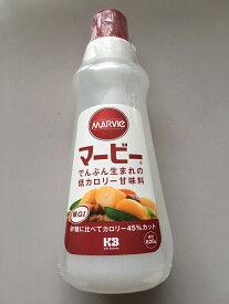 マービー 低カロリー甘味料 液状(620g) Marvie 健康 ヘルシー ダイエット 自然 安心 安全 病院食 医療現場 今話題の商品 低糖質甘味料