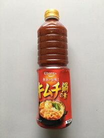 【大容量】エバラ キムチ鍋の素 1L 業務用