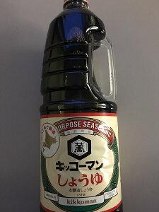 【大容量】キッコーマン 醤油 1.8L 業務用 kikkoman しょうゆ