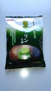 伊那食品 抹茶プリンの素 300g(75g×4袋) 手軽にデザート 簡単