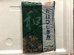 【業務用】フーズランド 和惣菜シリーズ 五目ひじき煮 500g 岩谷産業 お弁当 和食 もう一品に お通し