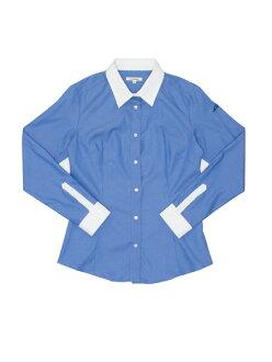 Blouse uniform shirt girl school Lady's high school student student Junior High School blues tripe