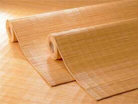 籐敷物 トラジャ39穴DX ラグサイズ 200cm×200cm キャッシュレス 還元