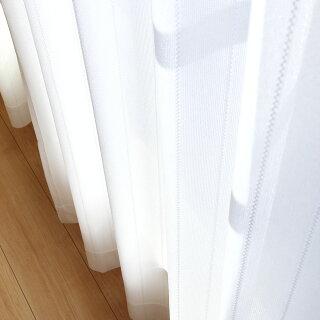 ミラーカーテン3サイズ均一価格夜も透けにくいミラーレースUVカット