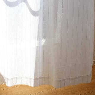 ミラーカーテン8サイズ均一価格夜も透けにくいミラーレースカーテンUVカット(レースカーテン)昼も夜も見えにくい【HLS_DU】【RCP】