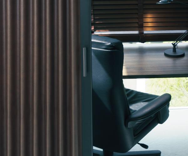 TOSO アコーディオンドア(アコーディオンカーテン) クローザーエクセル リーガル 幅241〜270cm×丈241〜250cm