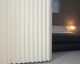 トーソー アコーディオンドア (アコーディオンカーテン) クローザーライト サーブル 幅151〜175cm×丈181〜190cm TOSO
