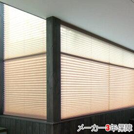ニチベイ プリーツスクリーン もなみ M8001〜M8020 ツインスタイル チェーン式 きさら 幅50〜80cm×丈221〜250cm オーダー サイズ 和風 スクリーン カーテン