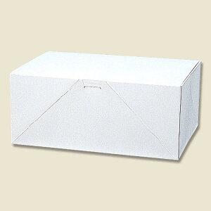 HEIKO 箱 ケーキ用ケース 洋生 白 C ケーキ6個用 50枚