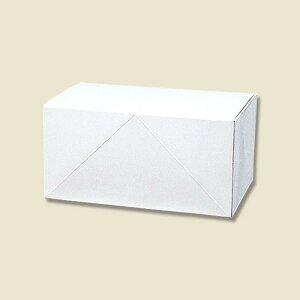 HEIKO 箱 ケーキ用ケース 洋生 白 B ケーキ4個用 50枚