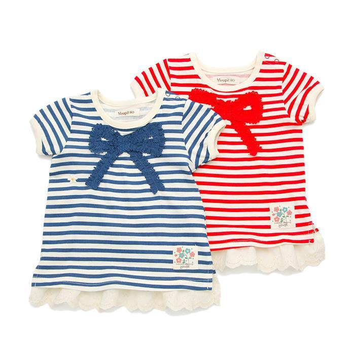 【キムラタン】Youpi!(ユッピー)★【16初夏】半袖Tシャツ(80〜130cm)