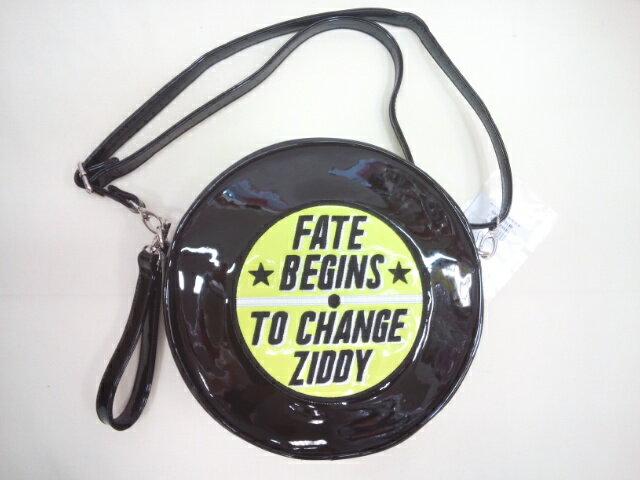 ZIDDY(ジディー)★【こだわりギフト】ロゴ刺繍にショルダーにもポーチにもOKツーウェイバッグ