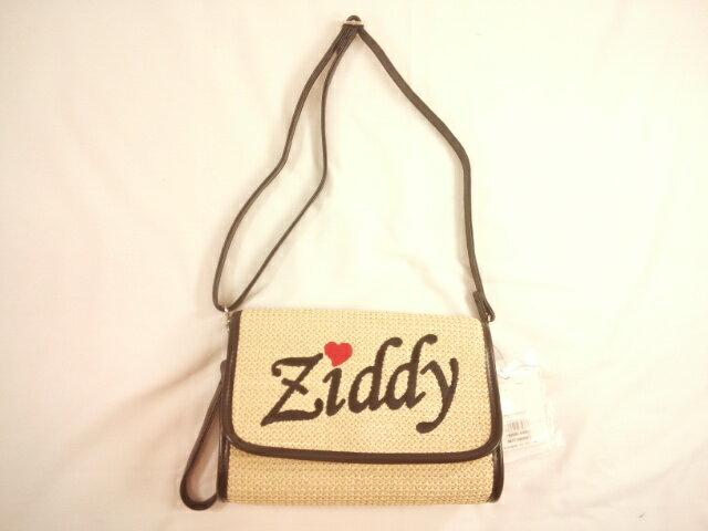 ZIDDY(ジディー)★【セール】【こだわりギフト】ショルダー取り外しOKツーウェイかごショルダーバッグ