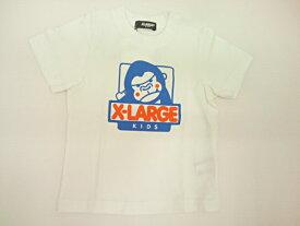 エクストララージキッズ XLARGE KIDS ジュニア ファニーゴリラ半袖Tシャツ 半袖 Tシャツ 80 90 100 110 120 130 140cm