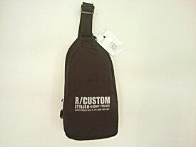ラッドカスタム RADCUSTOM ナイロンオックス素材軽量ワンショルダー ボディバッグ バッグ ギフト