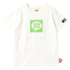 セール ヘッドロック HEAD ROCK キッズ ジュニア LINE風Tシャツ 半袖 男の子 90 100 110 120 130 140 150cm 2019春夏